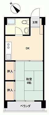マンション(建物一部)-藤沢市片瀬海岸3丁目 間取り