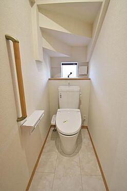 新築一戸建て-名取市大手町2丁目 トイレ