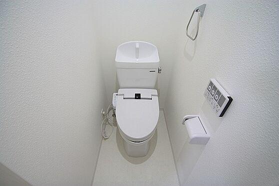 アパート-大阪市港区港晴4丁目 トイレ