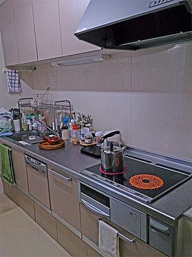 中古マンション-伊東市鎌田 キッチンもIHへ変更されております。