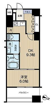 マンション(建物一部)-大阪市西区立売堀1丁目 間取り