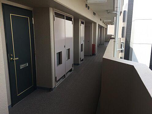マンション(建物一部)-渋谷区円山町 共用廊下の様子