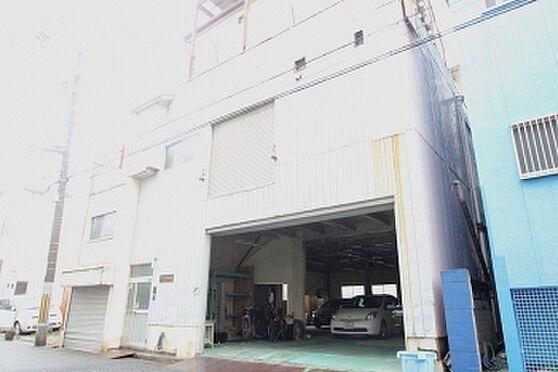 店舗付住宅(建物全部)-大阪市平野区加美北9丁目 外観
