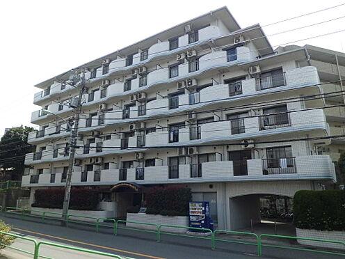 マンション(建物一部)-練馬区貫井5丁目 平成3年築の管理も良好な低層型マンションです