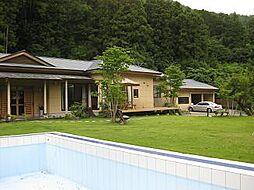 プール、露天風呂付。中古豪邸。