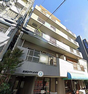 区分マンション-大阪市中央区瓦屋町2丁目 外観