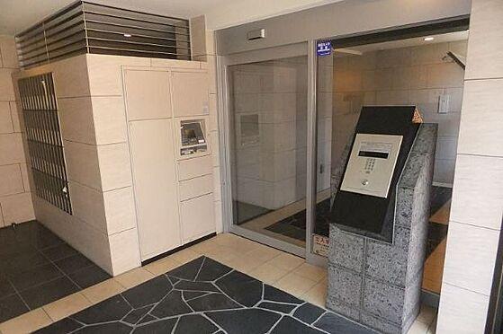 マンション(建物一部)-京都市中京区壬生朱雀町 オートロック完備で防犯も安心。