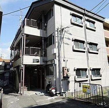 マンション(建物一部)-京都市山科区小山西御所町 落ち着いた印象の佇まい