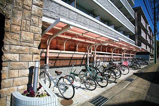 マンション(建物一部)-名古屋市名東区藤森西町 共用部 駐輪場 2020.2月
