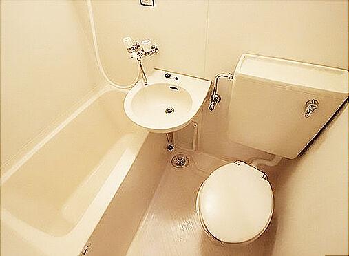 マンション(建物一部)-足立区大谷田5丁目 トイレ