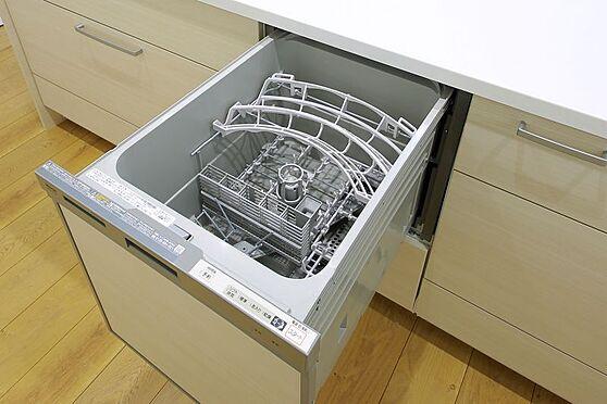 新築一戸建て-岡崎市柱町字南屋敷 食洗器標準装備です(同仕様)