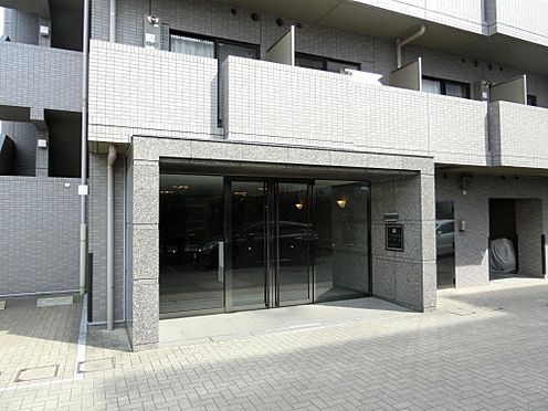 マンション(建物一部)-大田区東六郷2丁目 エントランス