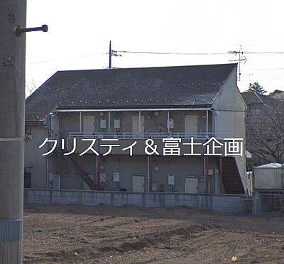 アパート-小金井市貫井南町 外観