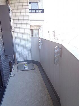 マンション(建物一部)-台東区入谷2丁目 バルコニー