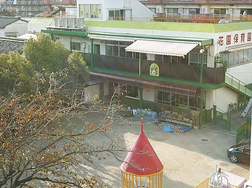収益ビル-北九州市小倉北区片野新町2丁目 花園保育園(250m)