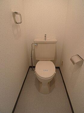 マンション(建物一部)-川崎市幸区南加瀬1丁目 トイレ(平成25年12月撮影)