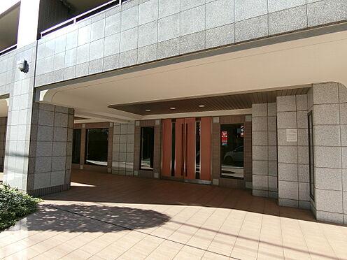 中古マンション-横浜市神奈川区広台太田町 マンションエントランス