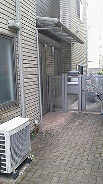アパート-渋谷区幡ヶ谷3丁目 1階入り口付近