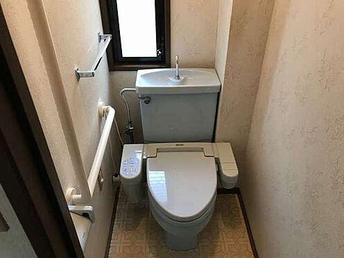 中古一戸建て-神戸市北区桂木3丁目 トイレ