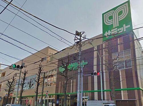 アパート-中野区野方3丁目 スーパーサミットストア鷺宮店まで1509m
