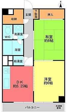 マンション(建物一部)-名古屋市昭和区北山町3丁目 間取り