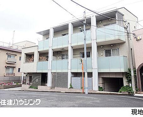 マンション(建物一部)-渋谷区神山町 オーナーチェンジ、メゾネット、ペット相談