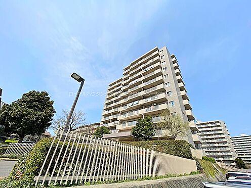 中古マンション-多摩市鶴牧3丁目 11階建ての11階部分で陽当たり・眺望などお確かめください。