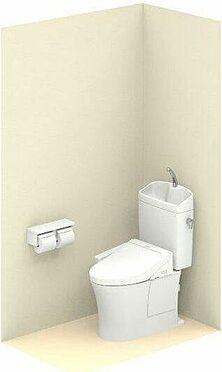 マンション(建物一部)-北九州市戸畑区牧山新町 トイレ