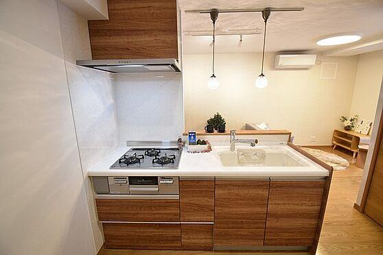 中古マンション-江東区高橋 キッチン