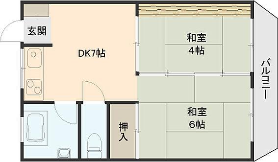 マンション(建物一部)-横須賀市武2丁目 反転有り