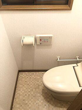 中古一戸建て-ふじみ野市北野2丁目 トイレ