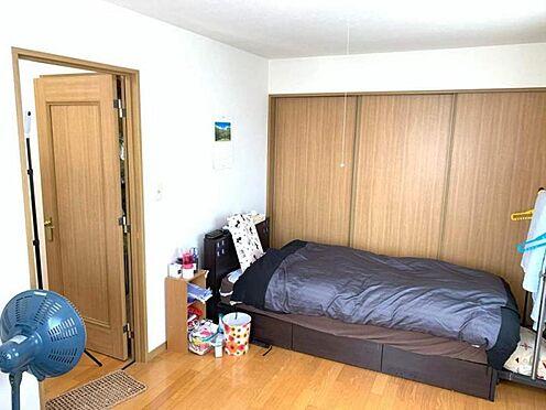 中古一戸建て-春日井市若草通5丁目 3階北側洋室 各居室に大型収納スペースがあります!