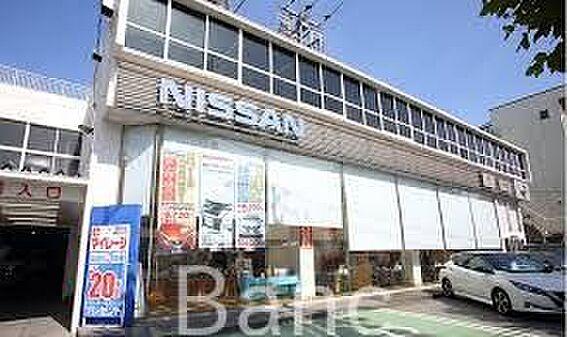 中古マンション-大田区大森西2丁目 東京日産大森店 徒歩5分。 360m