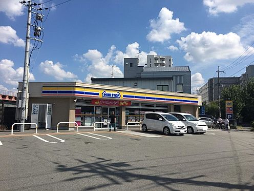 マンション(建物一部)-八尾市若林町1丁目 mini stop 距離約100m