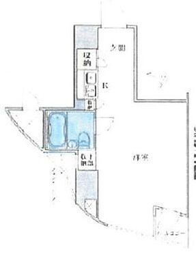 マンション(建物一部)-豊島区池袋2丁目 間取り