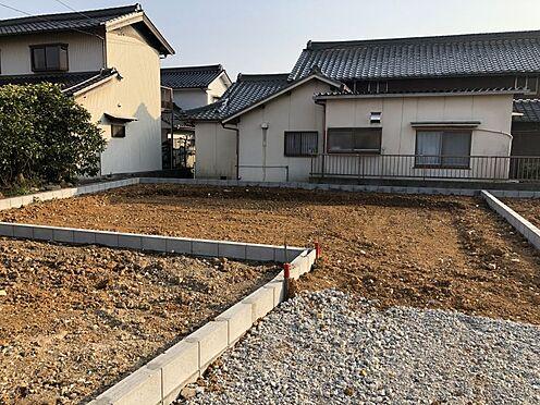 新築一戸建て-春日井市東野町8丁目 人の目が気にならない旗竿地!