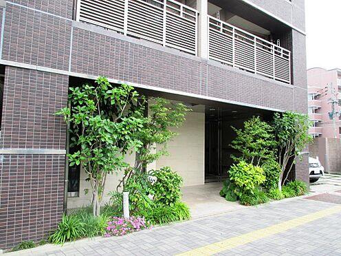 区分マンション-福岡市中央区地行2丁目 エントランス