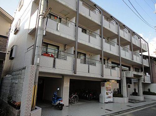 マンション(建物一部)-京都市上京区姥ケ北町 綺麗な外観です