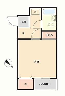 マンション(建物一部)-金沢市寺町5丁目 間取り