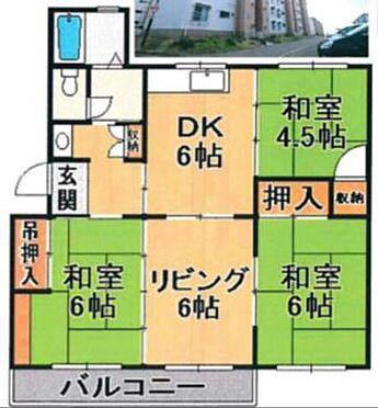 区分マンション-神戸市垂水区青山台4丁目 間取り