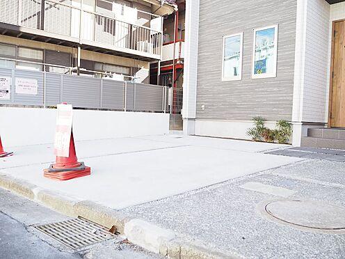 新築一戸建て-八王子市堀之内2丁目 駐車場2台駐車可(車種による)