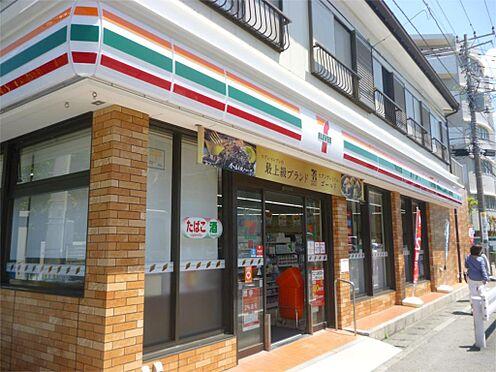 土地-鎌倉市小袋谷1丁目 セブンイレブン 鎌倉小袋谷店(127m)