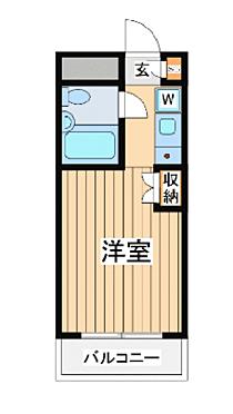 マンション(建物一部)-川崎市高津区坂戸3丁目 間取り