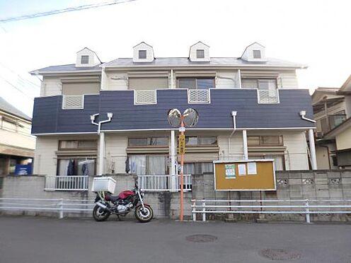 アパート-松戸市六実7丁目 外観