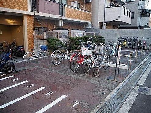 マンション(建物一部)-大阪市西淀川区野里1丁目 自転車・バイク置場完備