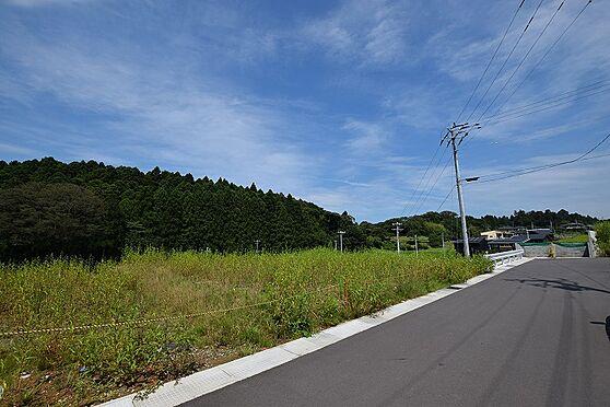 土地-多賀城市浮島字西沢 分譲地内公園