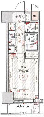 マンション(建物一部)-大阪市港区市岡1丁目 バルコニーは南東向きです