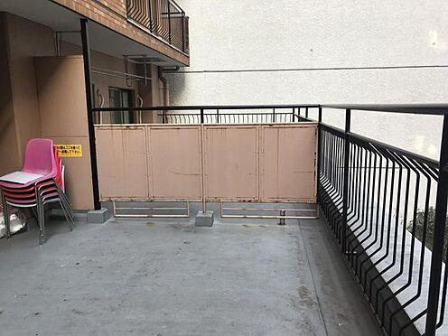 中古マンション-名古屋市中区栄3丁目 ルーフバルコニーが魅力!使い方いろいろ!洗濯物もたくさん干せますね