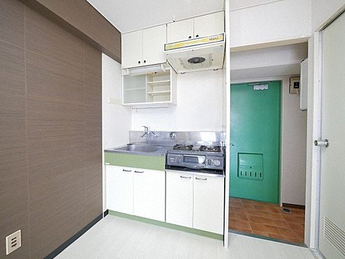 マンション(建物一部)-札幌市北区北十一条西3丁目 キッチン