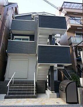 アパート-新宿区西早稲田1丁目 外観